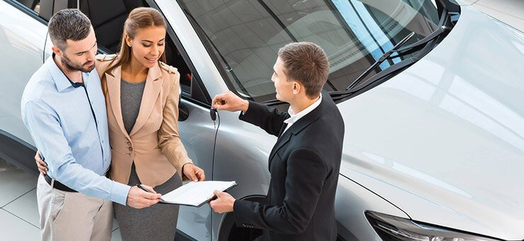 Used car finance in West Sussex